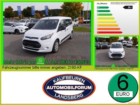 Ford Transit Connect Handicap Umbau
