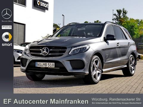 Mercedes GLE 350 d AMG NightP MemoryP