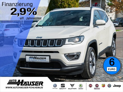 Jeep Compass 2.0 MultiJet Limited MY18 LIMITED