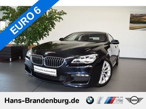 BMW 640 Gran Coupe d xDrive M-Sportpaket TV