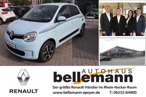 Renault Twingo SCe 75 Limited Touchscreen Sitz-Paket
