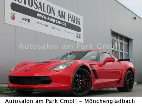 Corvette Z06 Coupe Automatik Competition Sitze & Carbon