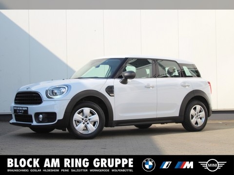 MINI One D Countryman undefined