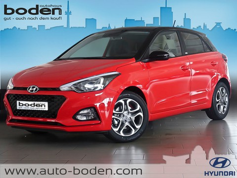 Hyundai i20 1.0 Turbo Sonderedit YES Plus