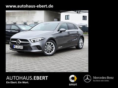 Mercedes-Benz A 200 d Kompaktlimousine Volldigitales Display