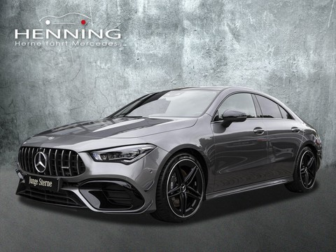 Mercedes-Benz CLA 45 AMG Burmester °