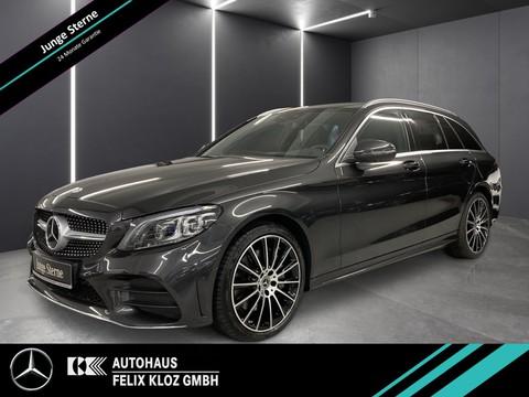Mercedes-Benz C 300 d T AMG TOTWINK ° 19