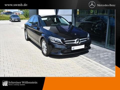 Mercedes-Benz C 200 Avantgarde Rück