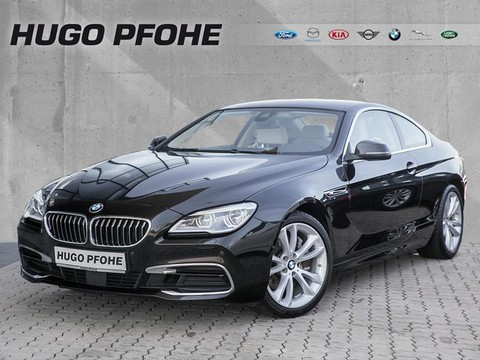 BMW 640 d Coupe