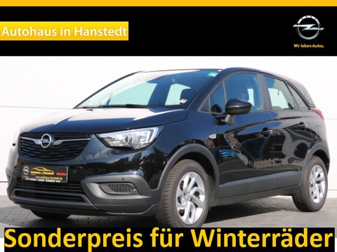 Opel Crossland X 4.0 Edition Lenkrad u Winter Paket R