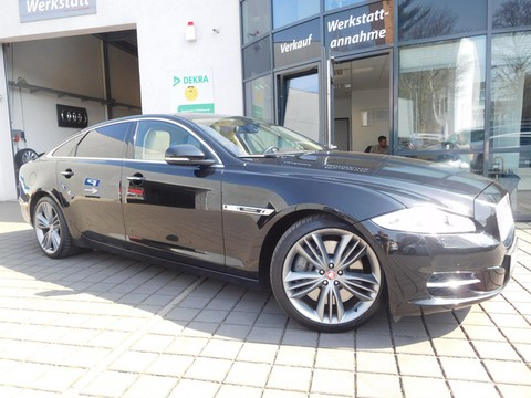 Jaguar XJ 5.0 V8 Kompressor Supersport Lang PAN B&