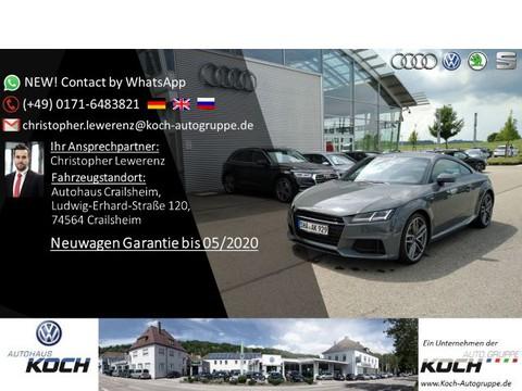 Audi TT 2.0 TDI S line