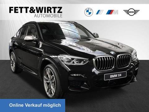 BMW X4 M40 d Stand Lenkhzg H K 21