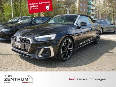 Audi A5 4.8 Cabrio S line 40 TDI quattro 140 UPE 840