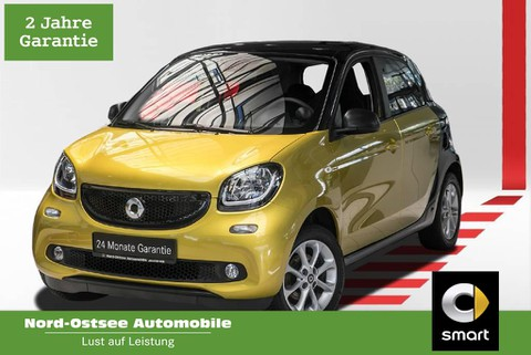 smart ForFour passion SMART forfour Coll&Med