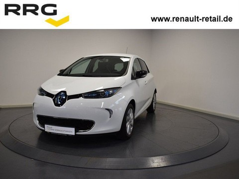 Renault ZOE INTENS 22kWh MIETBATTERIE