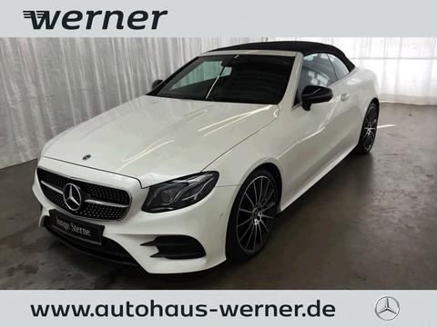 Mercedes-Benz E 300 Cabrio AMG Burm Wide