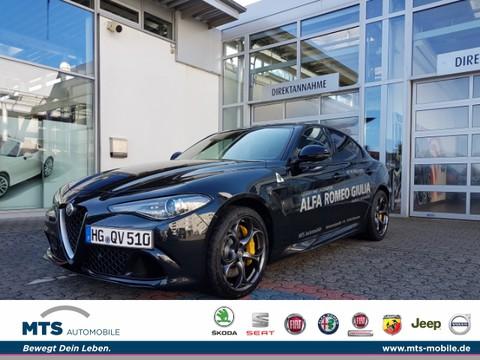 Alfa Romeo Giulia 2.9 Quadrifoglio V6 Bi-Turbo