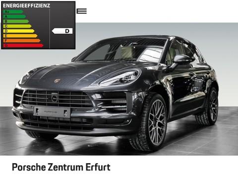 Porsche Macan S Abstandreg 14Wege Sport Chrono