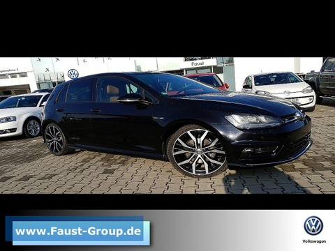 Volkswagen Golf VII Edition 40 R-Line Highline UPE 39000 EUR