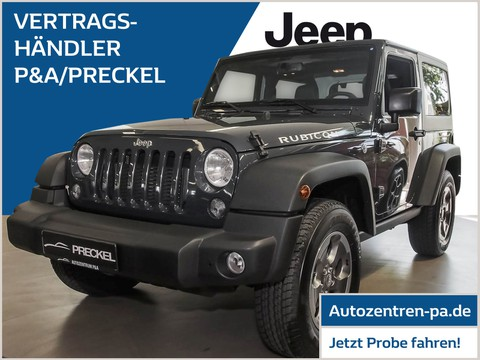 Jeep Wrangler 2.8 Hard-Top CRD Automatik Rubicon