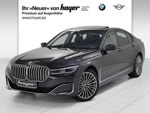 BMW 745 e iPerformance Laserlicht
