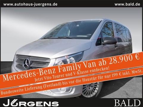 Mercedes-Benz Vito 114 Tourer Pro kompakt Edition 2x