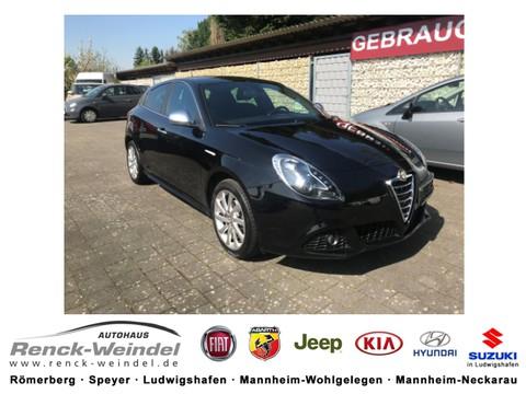 Alfa Romeo Giulietta 1.4 TB 16V 88KW (120PS) Super Gar