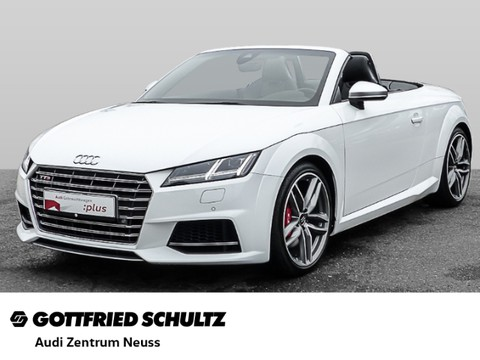Audi TTS 2.0 TFSI quatt Roadster 310PS S
