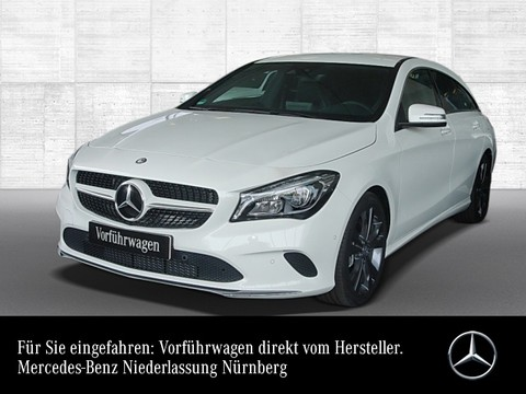 Mercedes CLA 200 d SB Urban Laderaump
