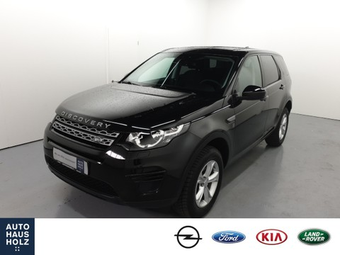 Land Rover Discovery Sport 2.0 Pure TD4 Beheizb Frontsch Multif Lenkrad