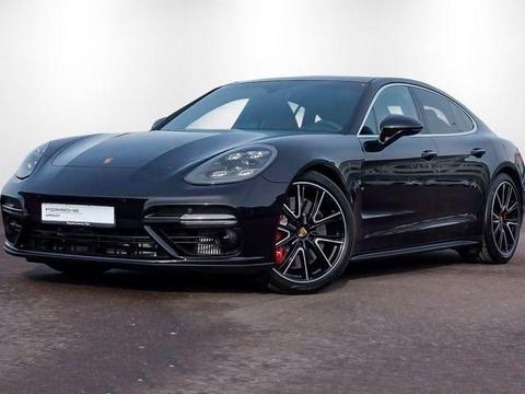 Porsche Panamera Turbo Massagesitze