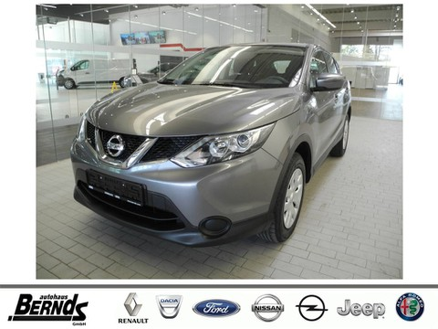 Nissan Qashqai 1.2 DIG-T VISIA