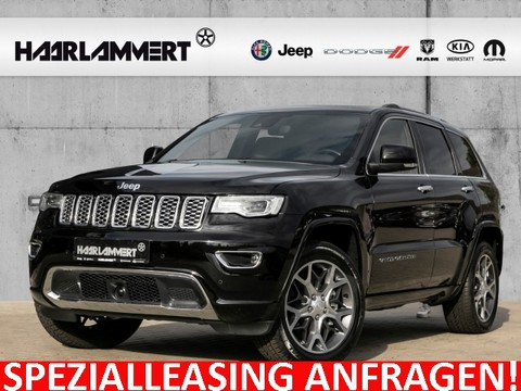 Jeep Grand Cherokee 3.0 Overland CRD