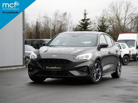 Ford Focus ECOBlue ST-Line FordProtect