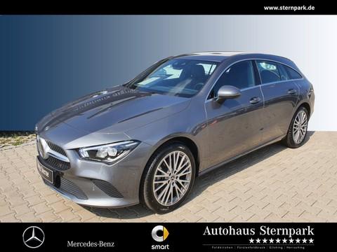 Mercedes-Benz CLA 200 d SB PROGRESSIVE Ambie