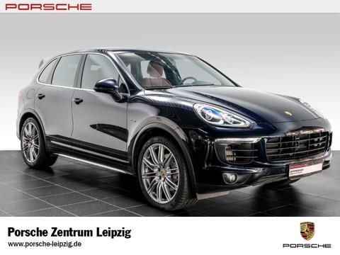 Porsche Cayenne S Diesel SportChrono 21Zoll