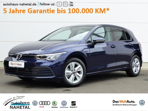 Volkswagen Golf 1.5 TSI VIII Life PRO HEIZBAR LIGHT LICHT-REGEN