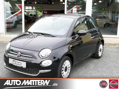 "Fiat 500 Lounge 7""Display"