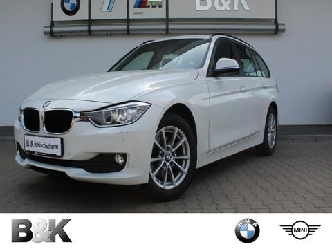 BMW 318 d Tour