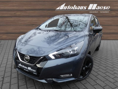 Nissan Micra 1.0 N-Sport IG-T EU6d-T