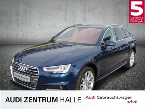 Audi A4 2.0 TFSI Avant Design