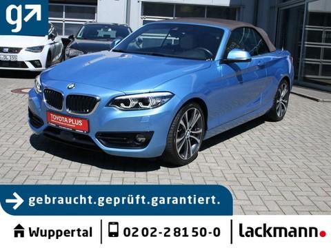 BMW 230 i Cabrio Sport Line M-Paket