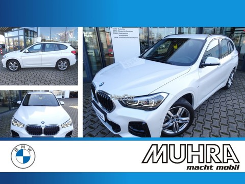 BMW X1 18dAs M Sport Automatik
