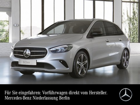 Mercedes-Benz B 200 Night Spurhalt Easy-Pack