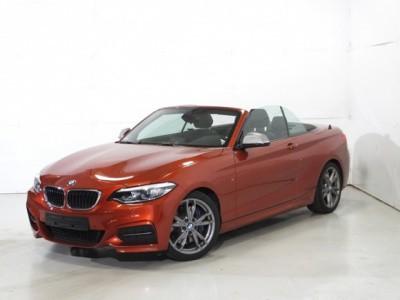 BMW M240i xDrive Ad Lenkradh Har Kard