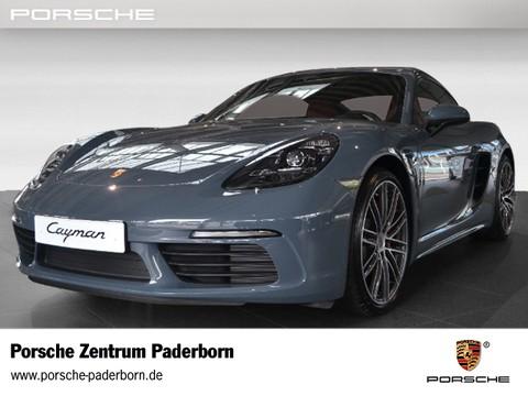 Porsche Cayman 718 S