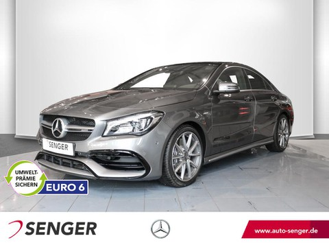 Mercedes CLA 45 AMG Drivers-Pack