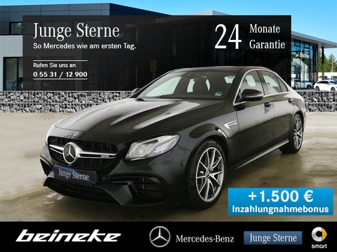 Mercedes-Benz E 63 AMG ° Wides