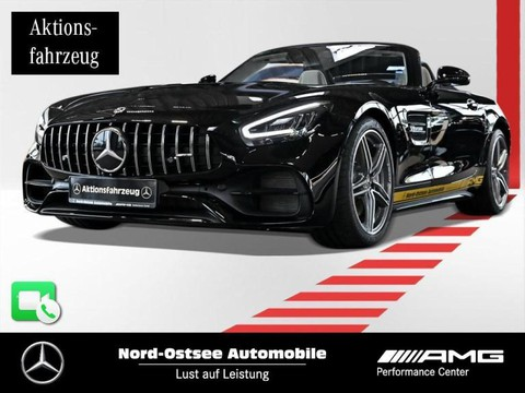 Mercedes-Benz AMG GT R oadster NIGHT DYNAMIC PERF SITZE COMAN